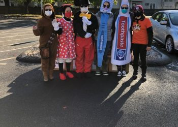 Halloween Celebration at Pediatric Dentist Near Me