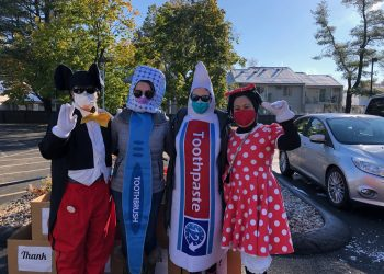 Halloween Celebration at Bloomfield Pediatric Dentisry